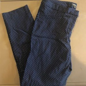 DALIA Navy Work pants